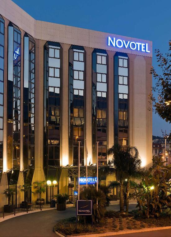 諾富特尼斯中心酒店