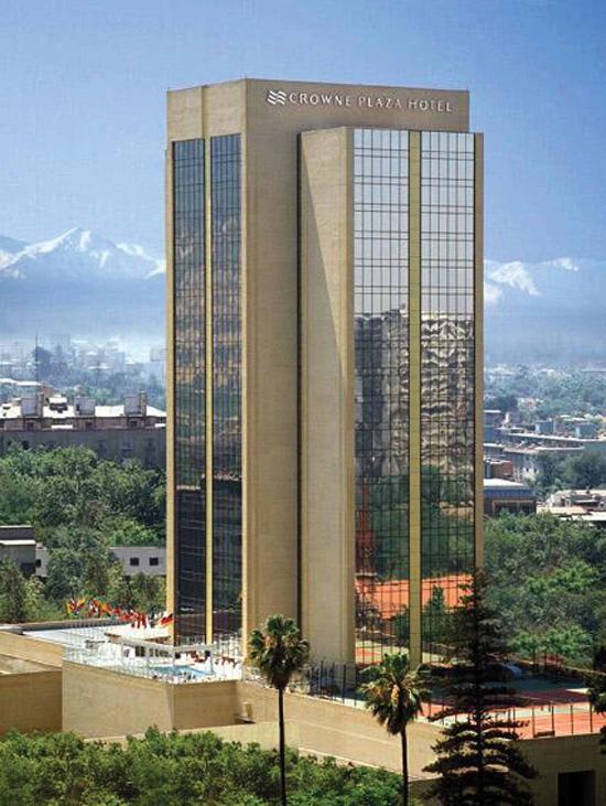 Crowne Plaza Santiago