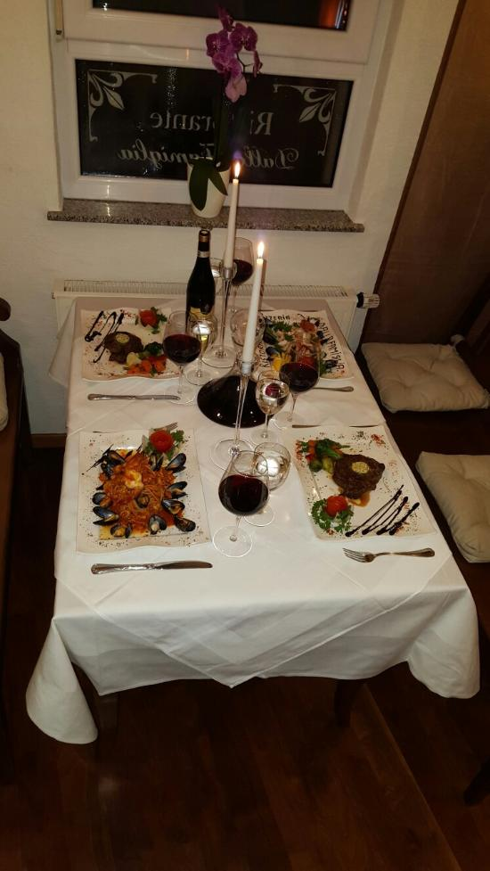 pizzeria dalla famiglia ludwigsburg restaurant reviews photos tripadvisor. Black Bedroom Furniture Sets. Home Design Ideas