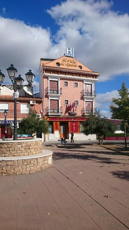 Villa Ajalvir