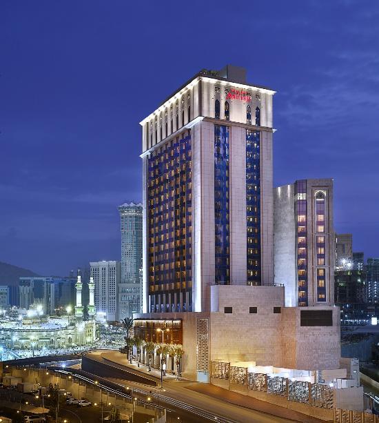 Makkah Marriott Hotel Reviews