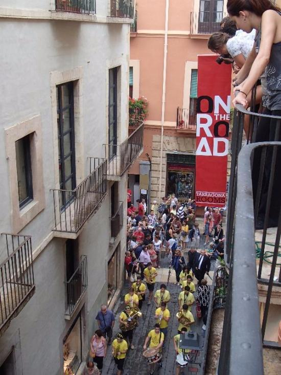 On the Road Tarragona rooms