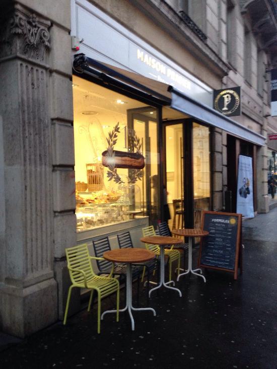 Maison pradier saint lazare paris op ra bourse restaurant avis num ro de t l phone - Restaurant saint lazare paris ...