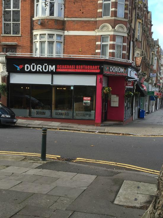 Halal Restaurants In North End Road