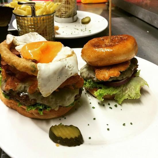 Man Vs Food London Review