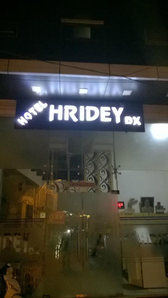 Hotel Hridey Deluxe