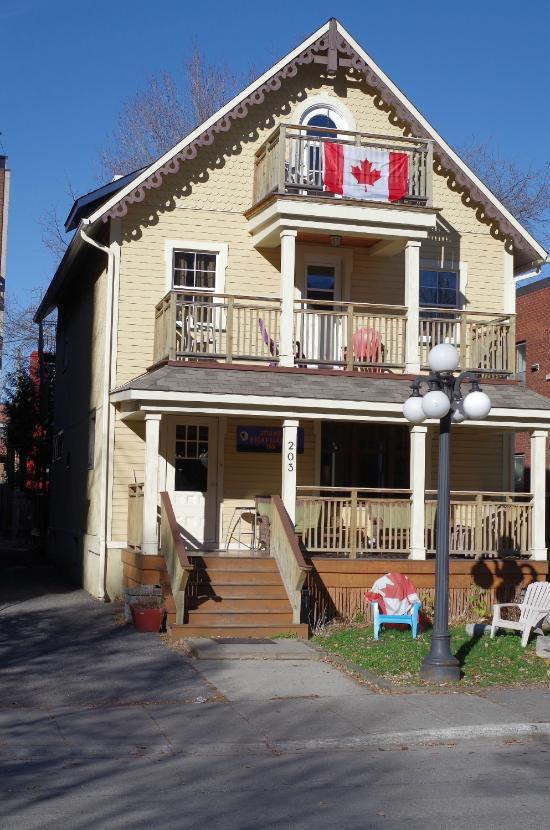 渥太華背包客飯店