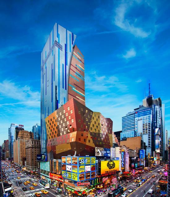 Hotel Sheraton New York Times Square Tripadvisor