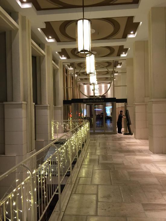 JR Kyushu Hotel Blossom Fukuoka