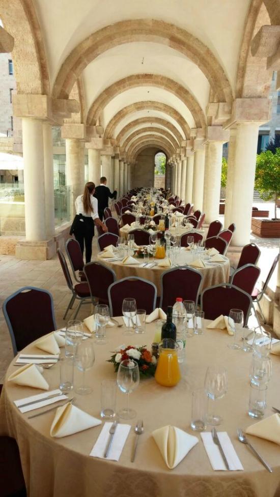 Jerusalem International Ymca Three Arches Hotel Updated