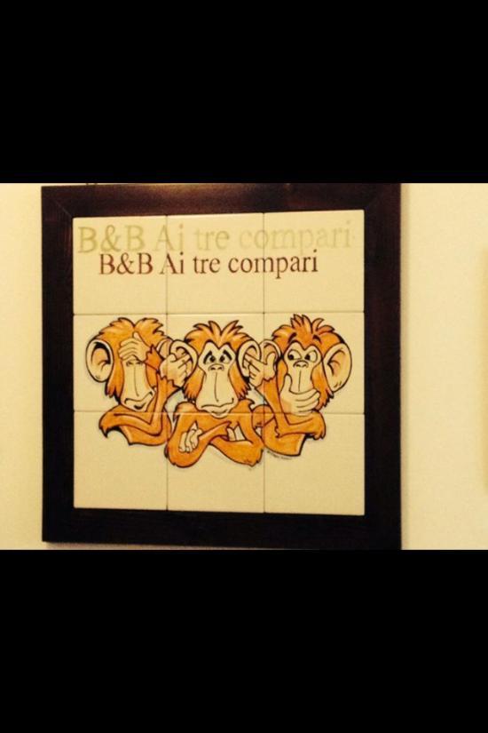 B&B Ai Tre Compari