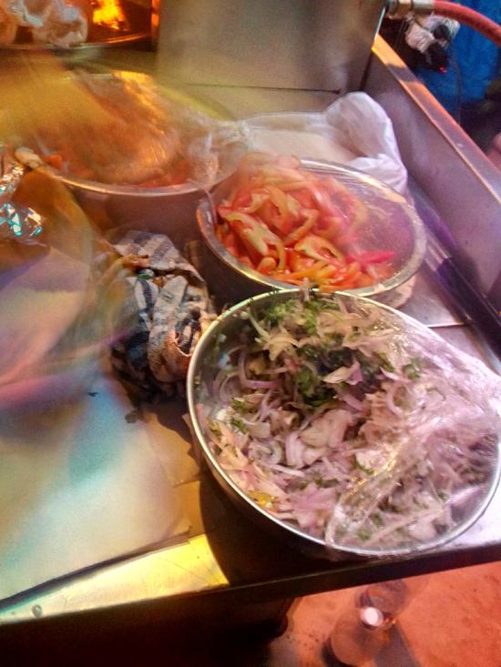 Shawarma Restaurant Indien