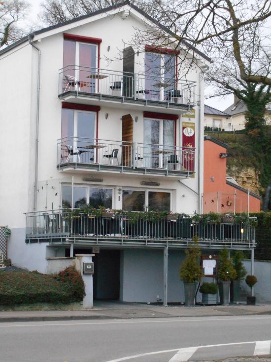 Hotel Restaurant Villa Belle-Rive