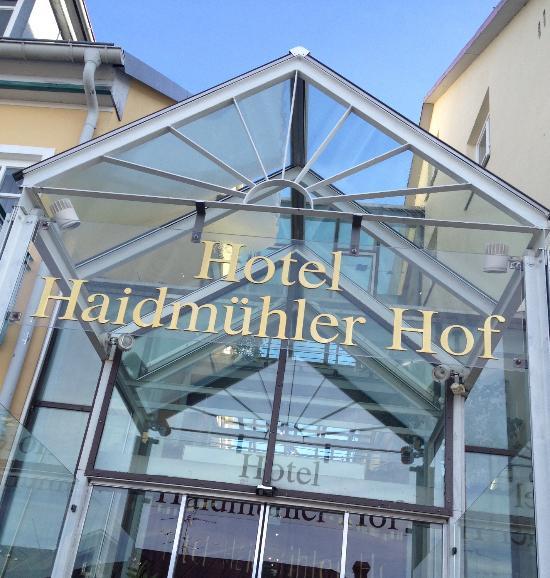 Hotel Haidmuehler Hof