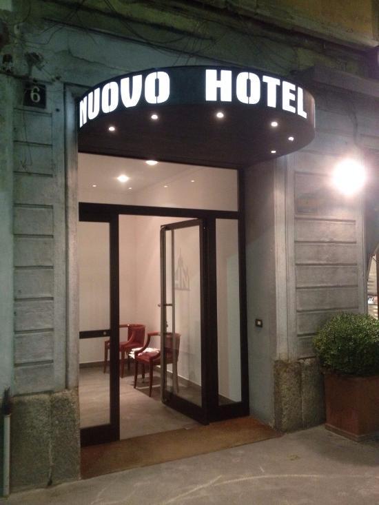 Hotel nuovo milano prezzi e recensioni for Hotel nuovo milano