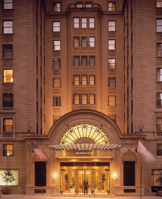 漢米爾頓皇冠假日飯店