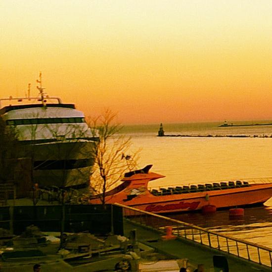 Lake Michigan's Abiding Place