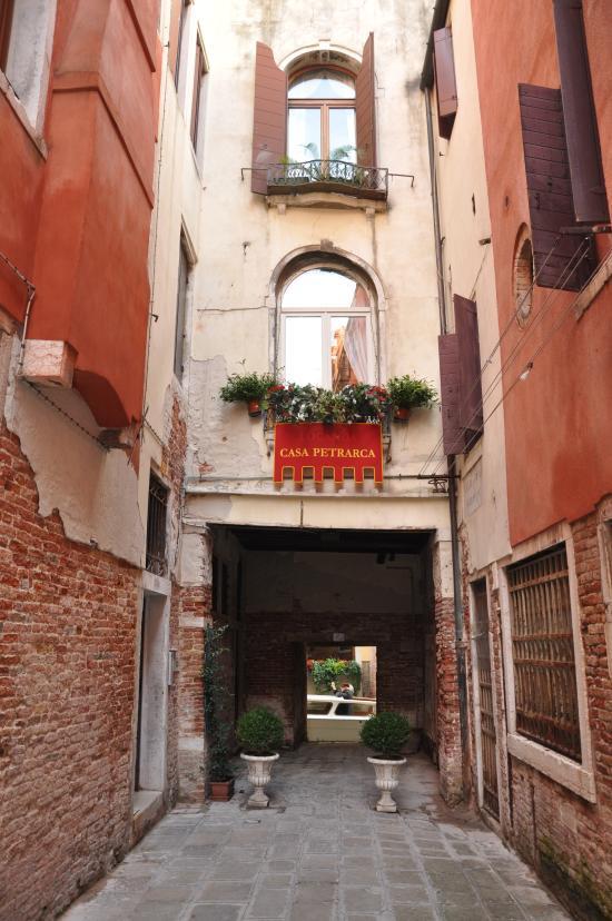 Hotel Casa Petrarca