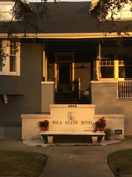 NOLA Grand Canal Hotel