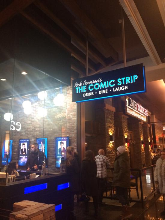 Rick Bronson's The Comic Strip (Edmonton) - All You Need to Know BEFORE You  Go - Updated 2020 (Edmonton, Alberta) - Tripadvisor