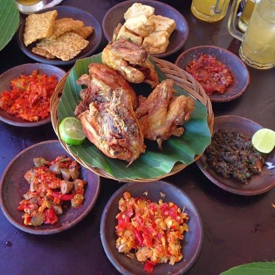Waroeng Ss Spesial Sambal Depok Ulasan Restoran Tripadvisor
