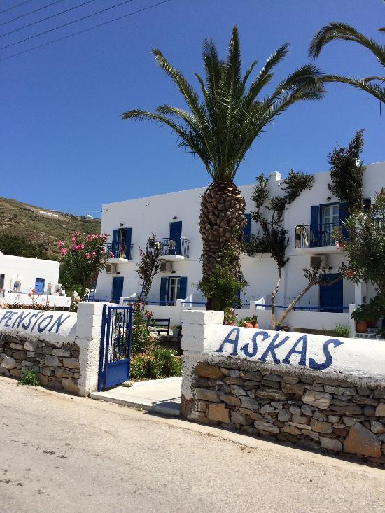 Askas Pension