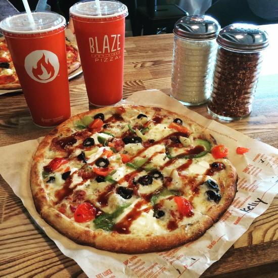 Blaze Pizza Garner Restaurant Reviews Phone Number
