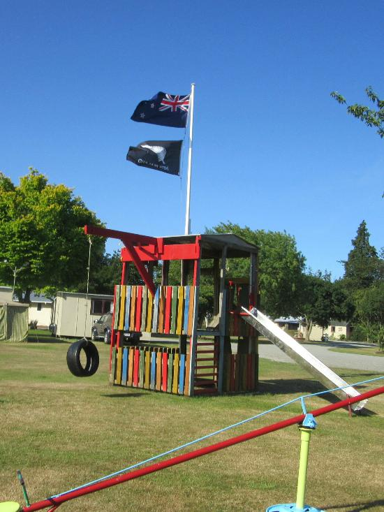 Methven Camping Ground