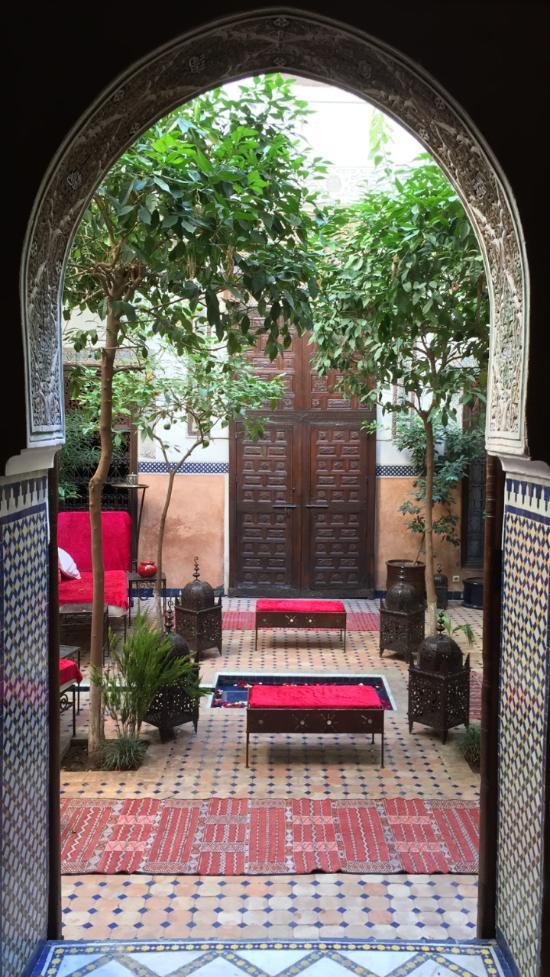 Riad Jenai - Demeures du Maroc