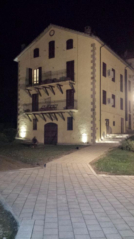 호텔 레지던스 산트 우베르토
