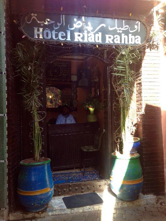 Riad Rahba Marrakech