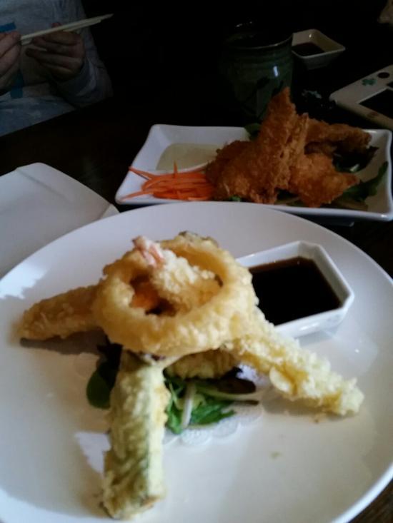 Dao sushi thai hibachi oakbrook terrace ristorante for 17 w 350 22nd st oakbrook terrace il 60181
