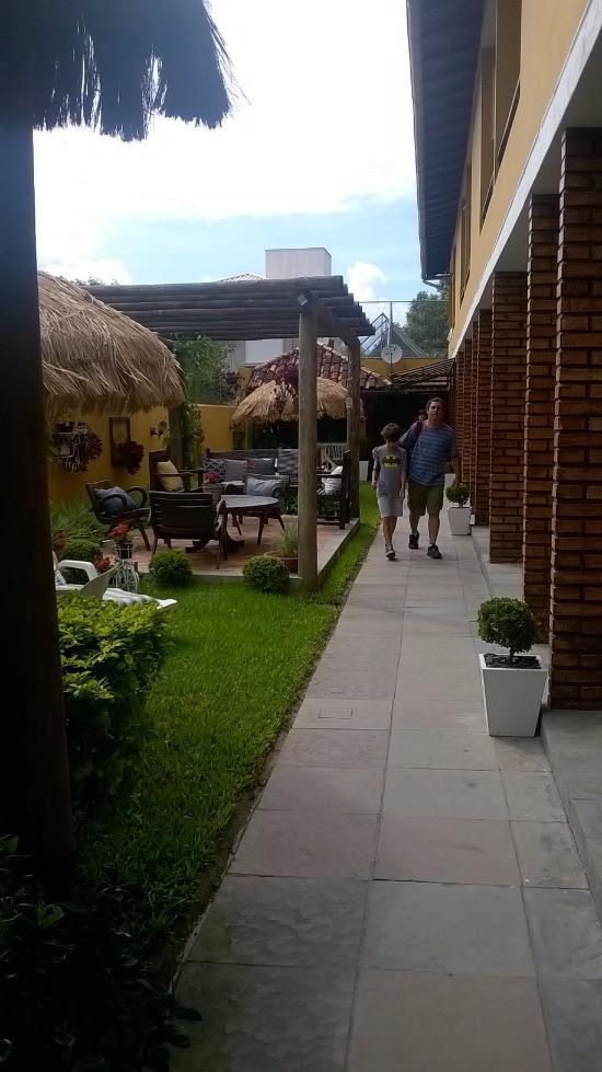 Residencial Apart Hotel Carolina