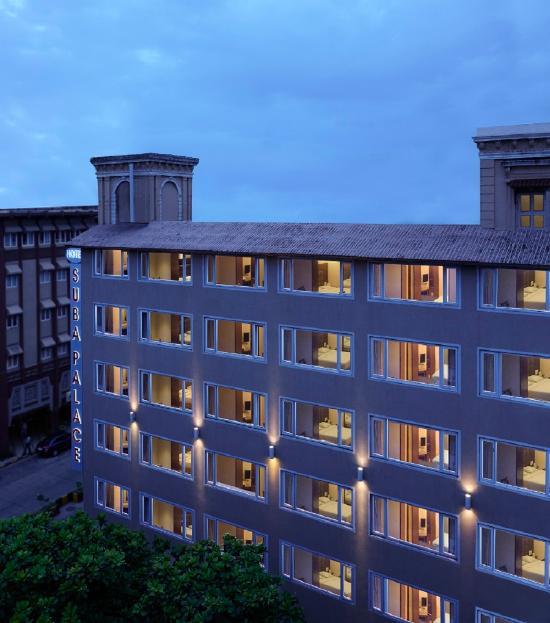 โรงแรมสุภา พาเลส