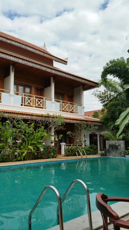 Vansana Luang Prabang Hotel Updated 2017 Reviews Price Comparison Laos Tripadvisor