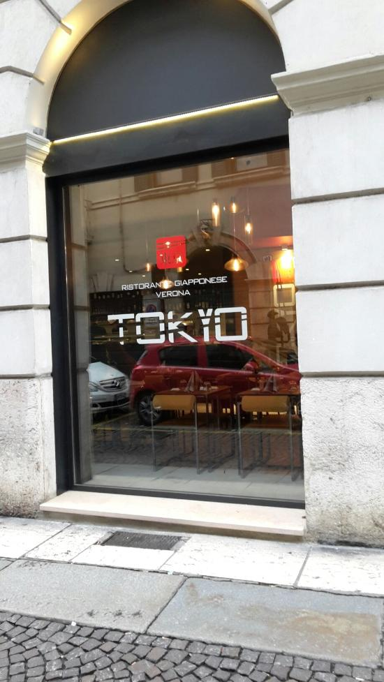 Tokyo sushi ristorante giapponese verona restoran for En ristorante giapponese