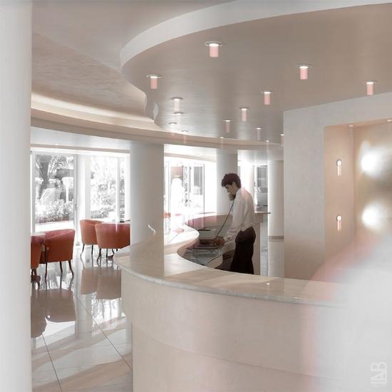 Altamarea residence family hotel bewertungen fotos - Bagno balmor cervia ...