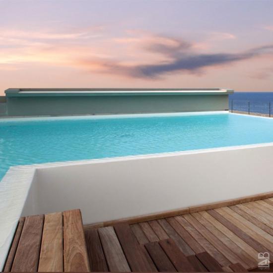 Altamarea residence family hotel cervia italia - Bagno balmor cervia ...