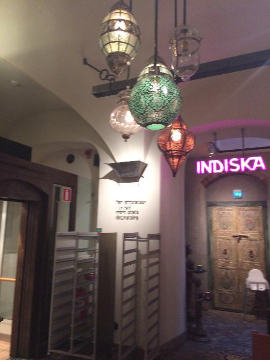 besöker indisk daska nära stockholm