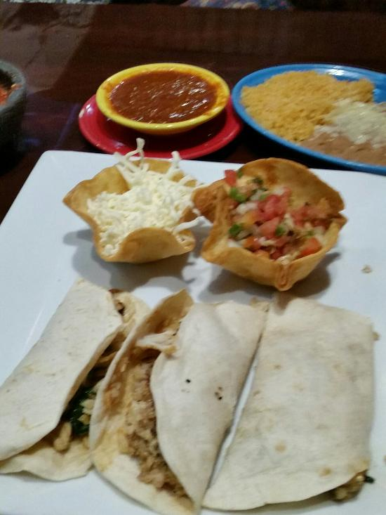 Mexican Food Fayetteville Tn
