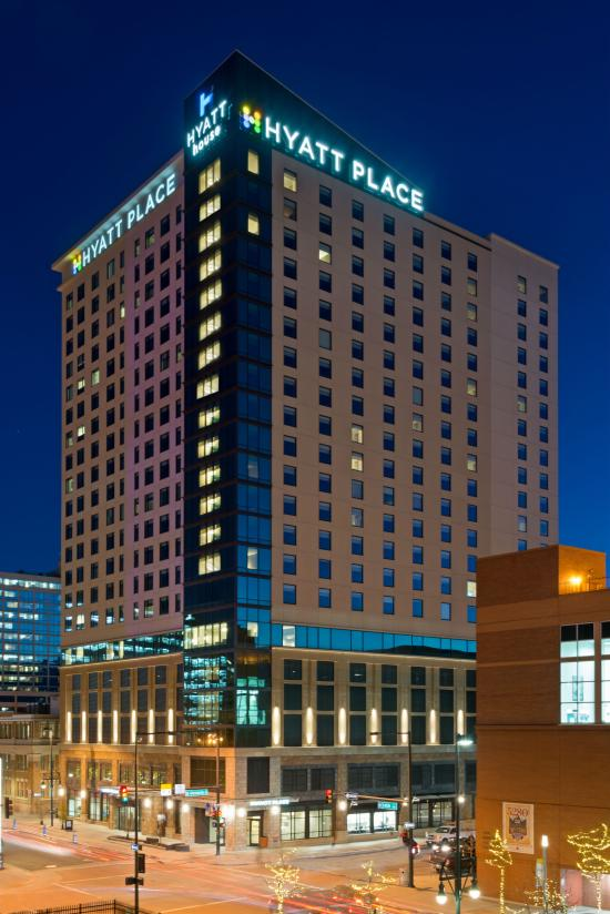 Hyatt House Denver Downtown 107 1 4 4 Updated 2019 Prices