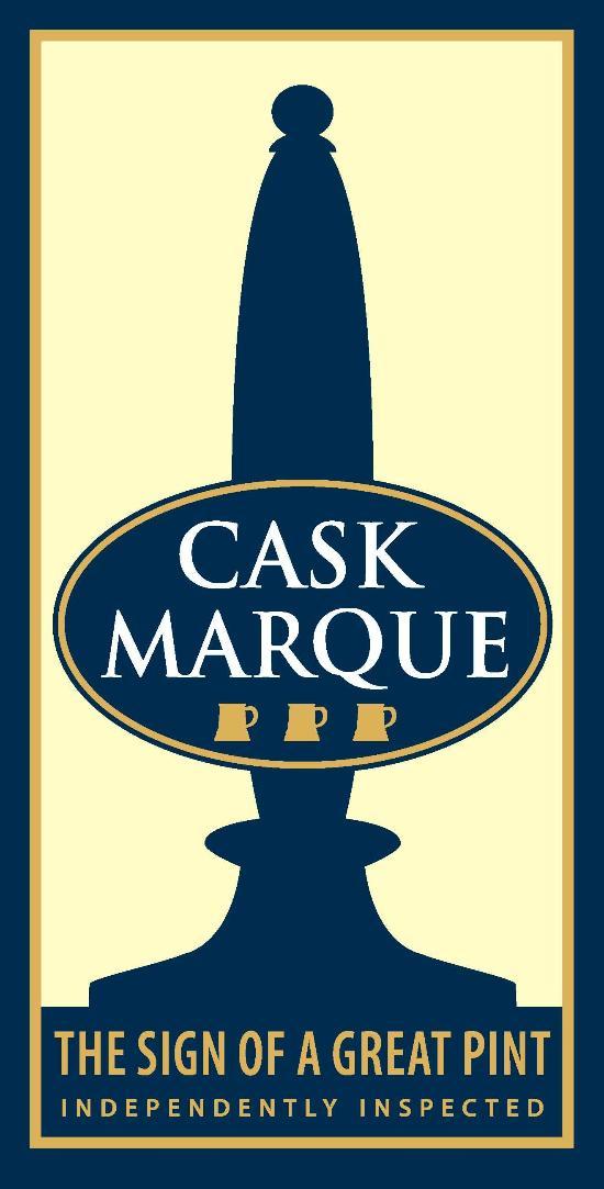 Cask Marque too!