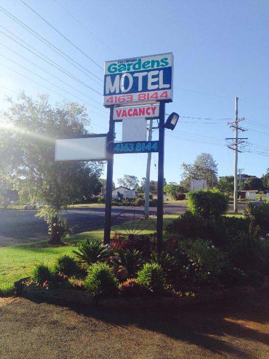 Yarraman Gardens Motel