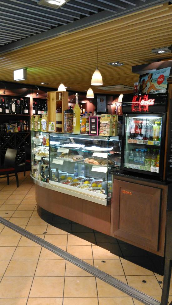 Dusseldorf Airport Fast Food