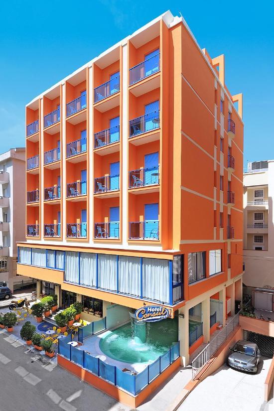 Hotel Consul Cattolica