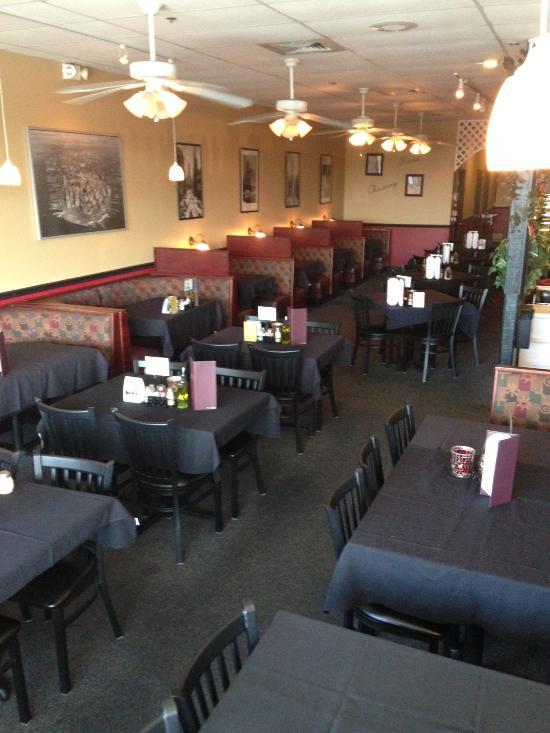 Anthony S Italian Restaurant Trinity Fl