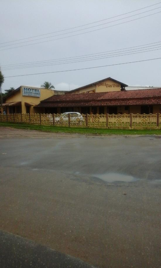 Hotel Aguas Vivas