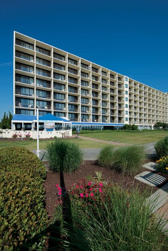 BEST WESTERN PLUS Oceanfront Virginia Beach
