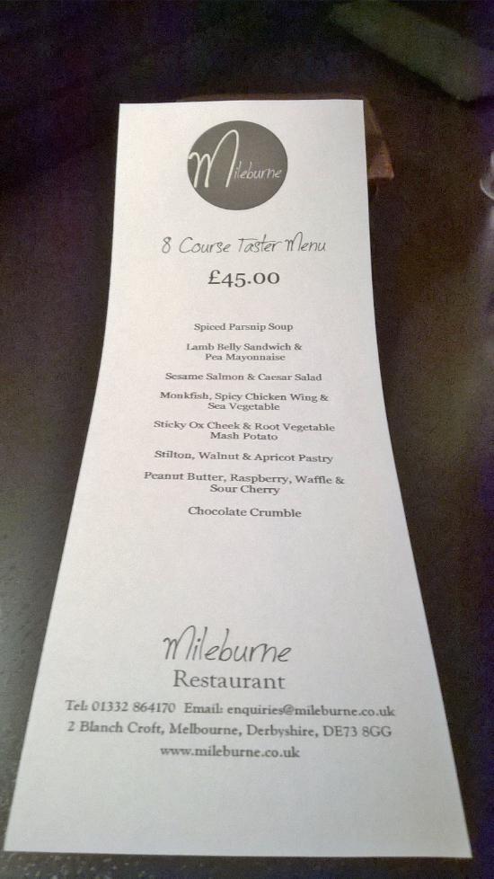 invitation letter for uk viswife%0A Mileburne Restaurant  Melbourne  Restaurant Reviews  Phone Number  u     Photos   TripAdvisor