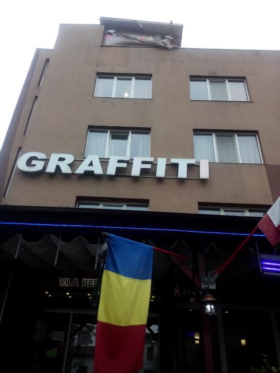 Hotel Graffiti